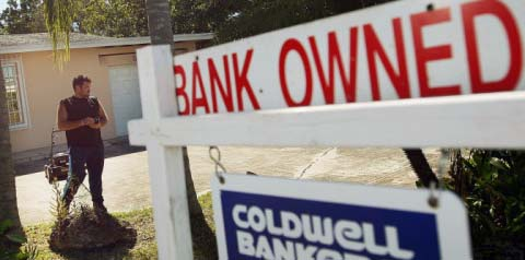 Bank-owned property