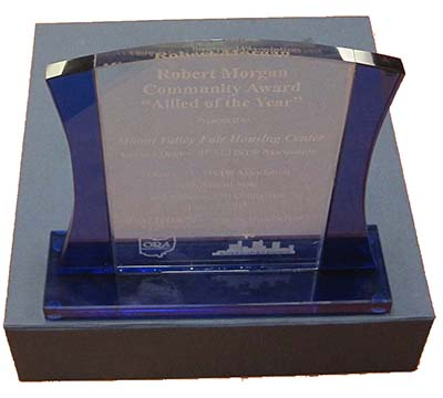 Robert Morgan Community Award